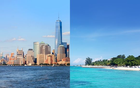 Combiné Hilton Garden Inn Central Park South NYC 4* et Sunscape Cove Montego Bay 4*
