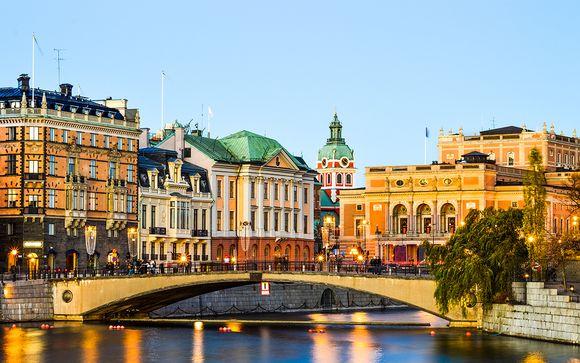Rendez-vous... en Scandinavie