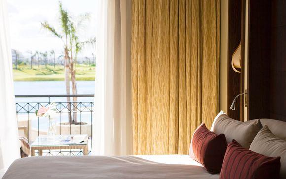 Poussez les portes de l'hôtel La Torre Golf Resort & Spa 5*