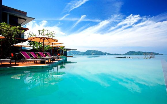Hôtel Kalima Resort & Spa 5* et pré-extension possible à Bangkok