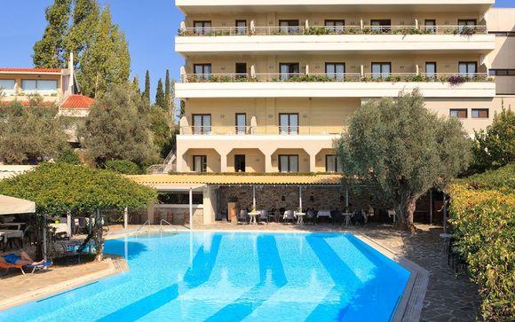 Poussez les portes de votre Hôtel Miramare Eretria 4*