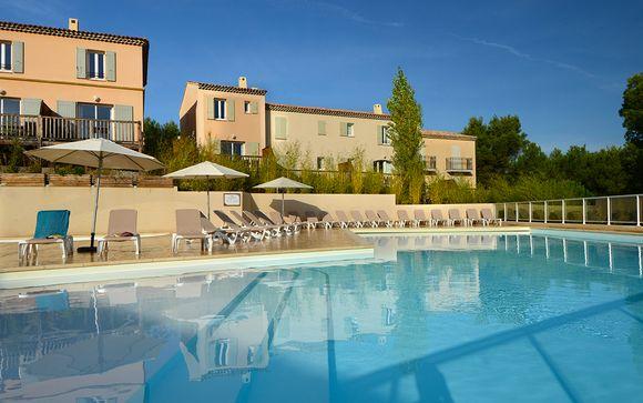 Résidence Pierre & Vacances Les Coteaux de Pont Royal en Provence