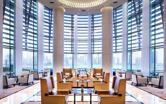 Poussez les portes de votre hôtel Rosewood Abu Dhabi 5*