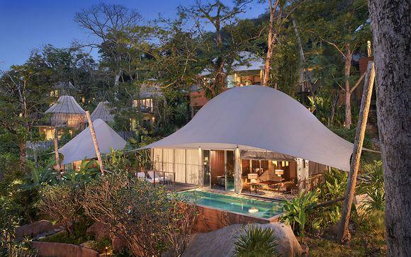 Hôtel Keemala Resort 5* avec Etihad Airways