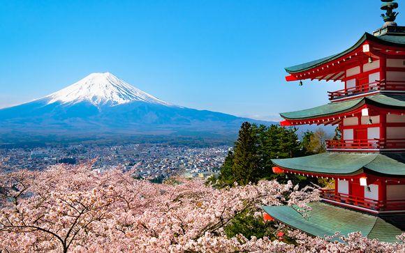 Circuit les Trois Perles du Japon en 8 ou 10 nuits