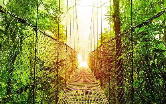 Autotour Costa Rica et Extension Balnéaire au Dreams Las Mareas 5*