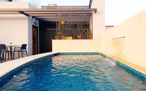 Poussez les portes de l'hôtel Vila Arenys 4*