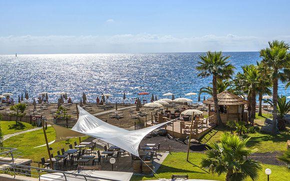 Aregai Marina Hotel & Residence 4*