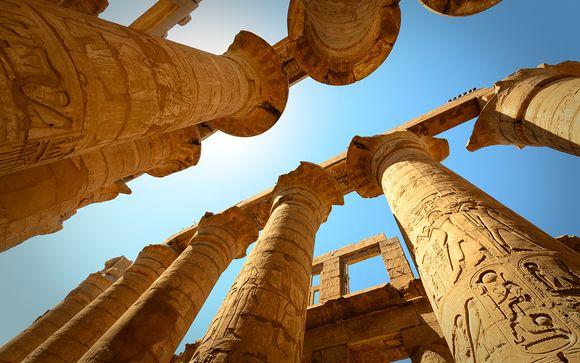 Le Caire, croisière Khéops & séjour au Grand Plaza Hotel 4* à Hurghada