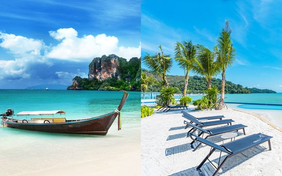 Combiné The Tide Beachfront Siray 5* et Zeavola Resort 5*