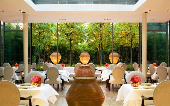 Design luxueux pour atmosphère privée
