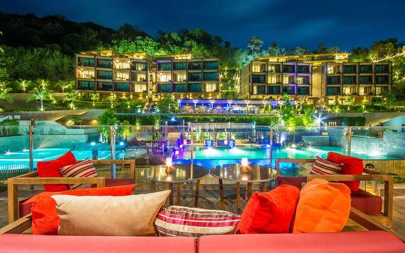 Votre extension balnéaire à l'hôtel Sunsuri Phuket 5*