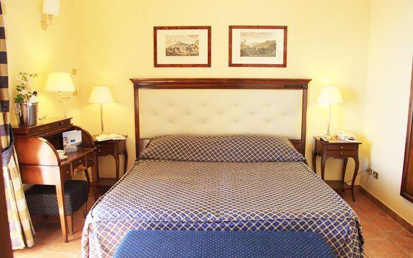 Poussez les portes du Capo dei Greci Taormina Bay Hotel & Spa 4*