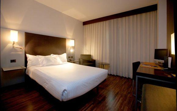 Poussez les portes de votre hôtel Sercotel Ciutat d'Alcoi 4*