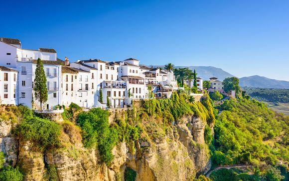 Autotour en Andalousie