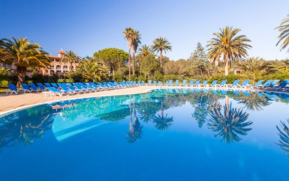 Appart'h�tel Soleil Vacances - Port Grimaud