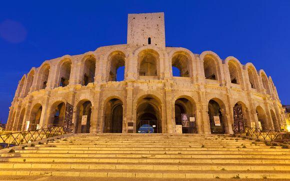 Rendez-vous... à Arles