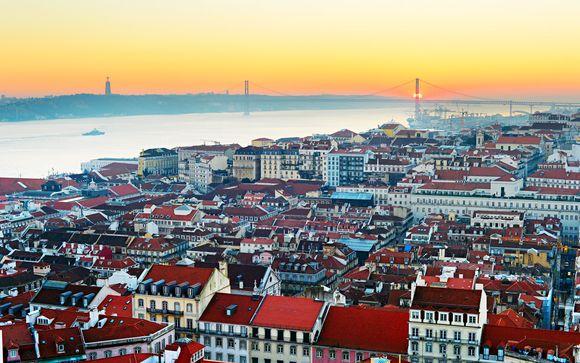 Hôtel Heritage Lisboa Plaza 4*