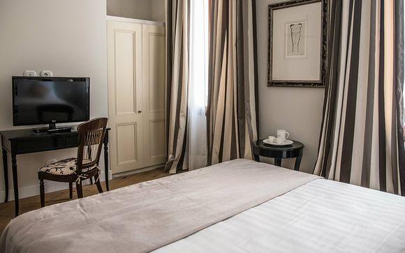 Poussez les portes de l'Hôtel Monte Cenci 4*