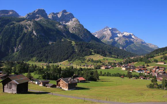 Rendez-vous... à Gstaad