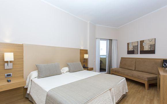 Poussez les portes de l'hôtel Be Live Adults Only Tenerife 4*