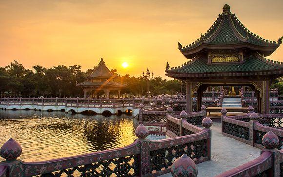 Circuit D�couverte de la Chine et s�jour possible � Hong Kong