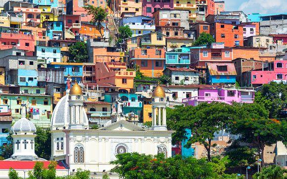 Zoom sur votre programme pour le Circuit en Equateur