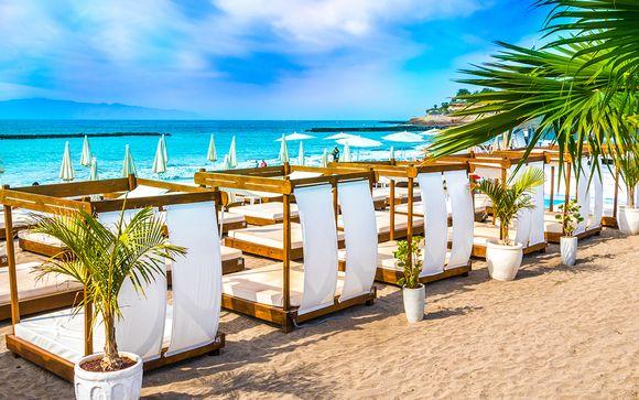 Départs à partir du 1er août sur la Costa Adeje