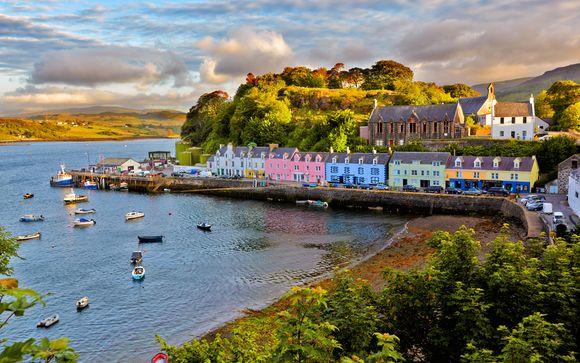 Autotour découverte authentique de l'Écosse en 7 nuits