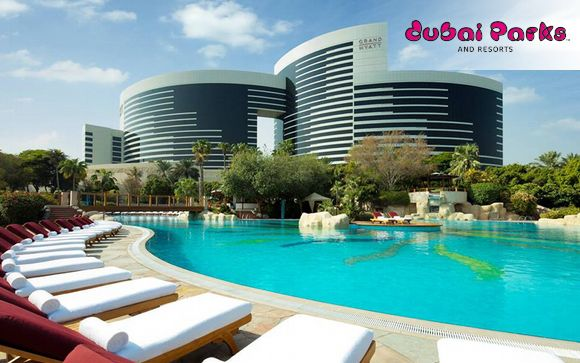 H�tel Grand Hyatt Dubai 5*