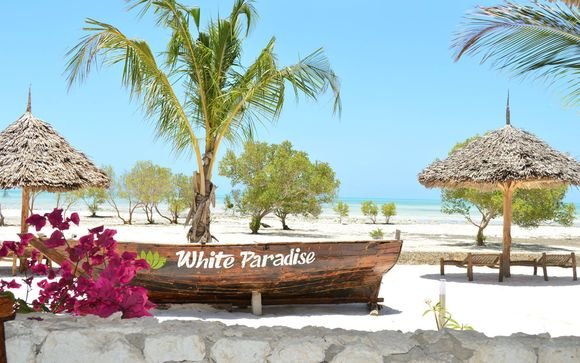 White Paradise Zanzibar 4*
