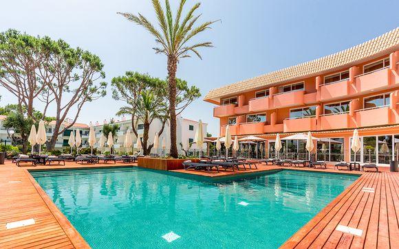 Escale intimiste et paisible en Algarve