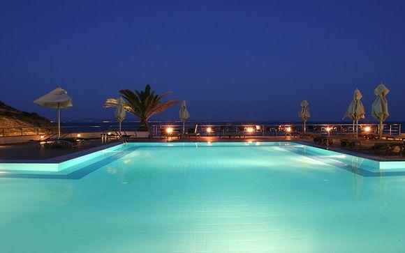 Poussez les portes de l'hôtel Erytha Hôtel & Resort 4*