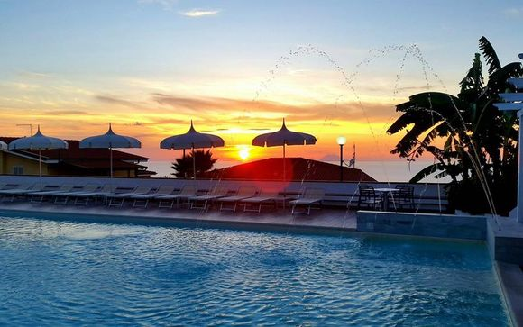 Poussez les portes de l'hôtel Conchiglia Village & Suites 4*