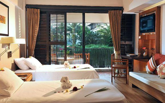 Poussez les portes de votre Banthai Beach Resort and Spa 4*