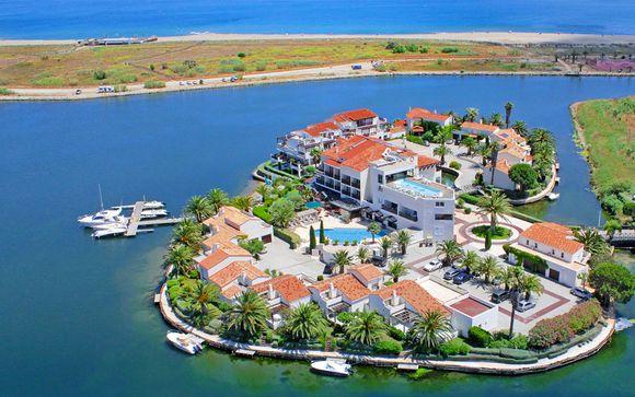 L'Ile de la Lagune Boutique Hôtel 5* Thalasso Spa