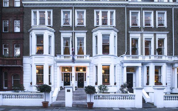 Cadre intime à South Kensington