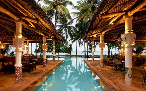 Neptune Village Beach Resort Diani 4* & Safaris