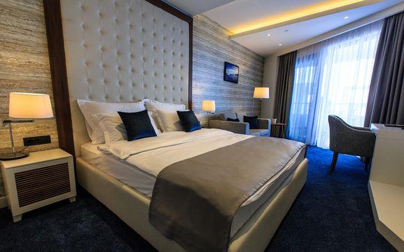Poussez les portes du Kalamper Hotel & Spa 4*