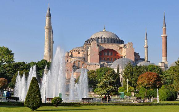 Rendez-vous... à Istanbul