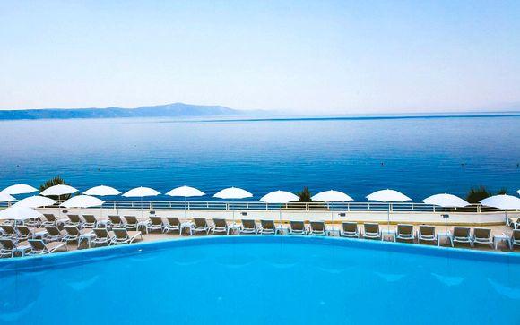 Envolez-vous sur la côte de Makarska en dernière minute