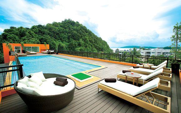 The Small Krabi 4* et séjour possible à Bangkok