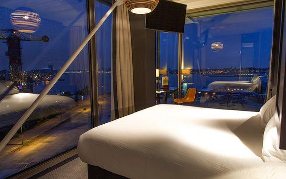 Doubletree by Hilton NDSM Wharf 4*