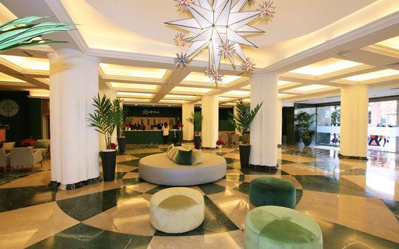 Poussez les portes de l'hôtel Ohtels San Anton Granada 4*