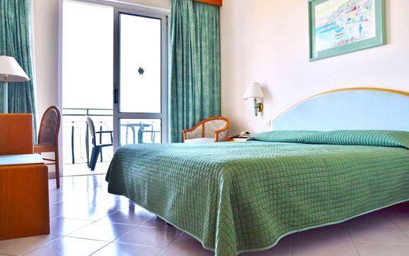 Poussez les portes de l'hôtel Carlton International Sorrento 4*