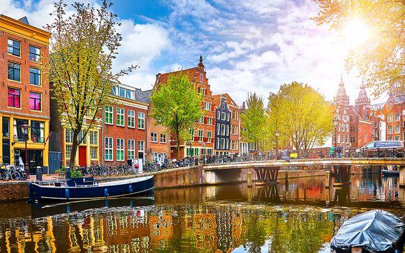 Hôtel Element Amsterdam by Westin 4*