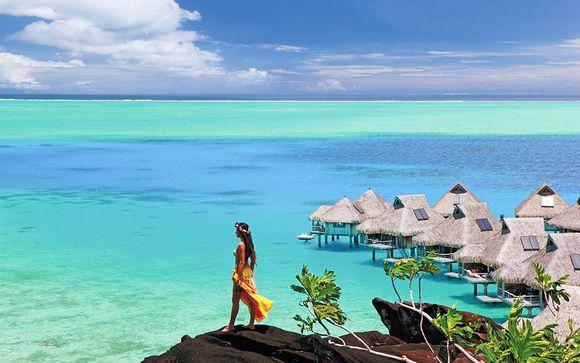 Combiné d'exception de 3 îles de Polynésie en hôtels 4* et 5*