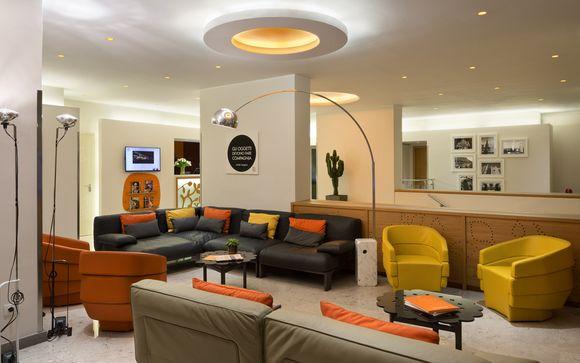 Unahotels Mediterraneo 4*