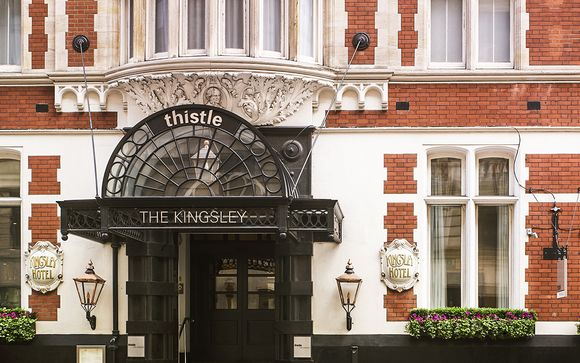 Hôtel Thistle Holborn The Kingsley 4*