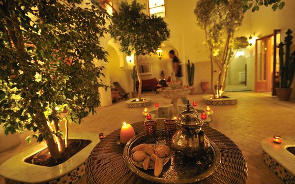Poussez les portes du riad Asrari